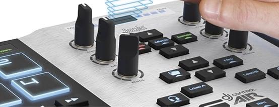 Hercules DJ control AirSseries AirFunction