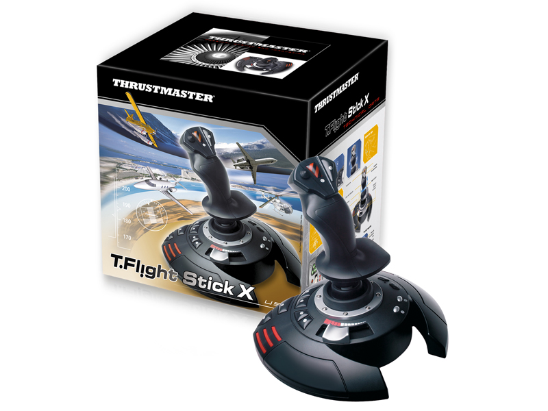 Thrustmaster T.Flight Stick X PC/PS3