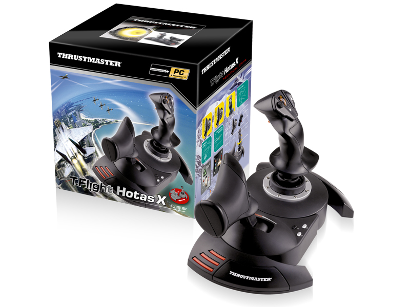 Thrustmaster T.Flight Hotas X, PC/PS3