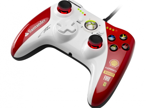 Thrustmaster GPX Lightback Ferrari F1 Edition PC / Xbox 360