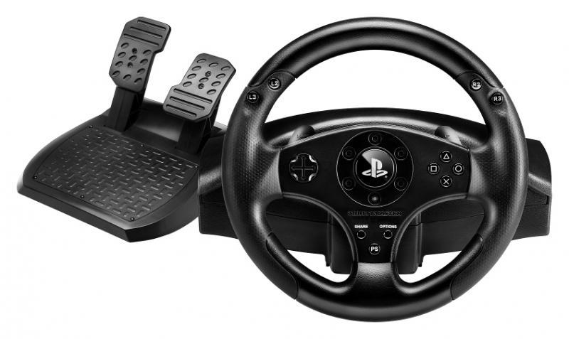 Thrustmaster T80 PS4/PS3 versenykormány