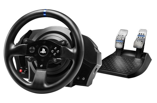 Thrustmaster T300RS Force Feedback versenykormány, PC/PS3/PS4-hez