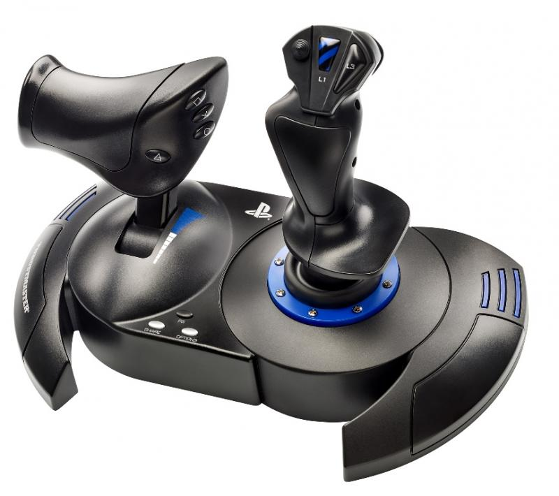 Thrustmaster T.Flight Hotas 4 (PC / PlayStation4) + War Thunder Kezdő Csomag