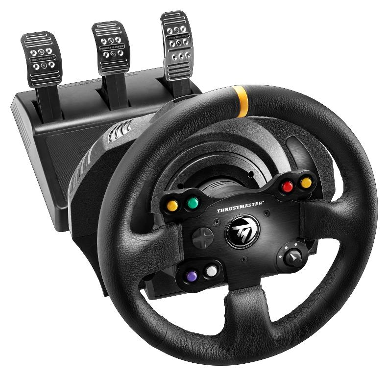 Thrustmaster TX RW Leather Edition XBOX ONE/PC versenykormány