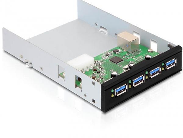 Delock belső USB 3.0 HUB (4 porttal)