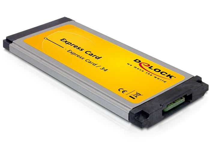 Delock Express kártya 1 x eSATA 6 Gb/s