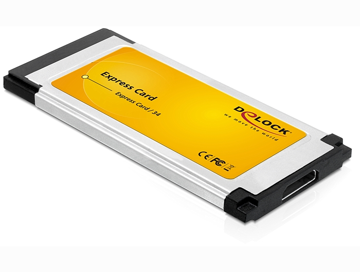 Delock Express Card > HDMI Capture Card