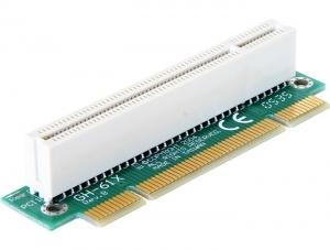 Delock PCI 90° balos fordító kártya