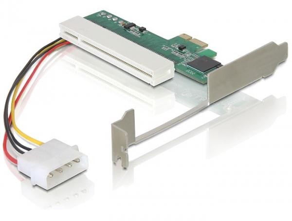 Delock PCI Express x1 > PCI Kártya 32bit