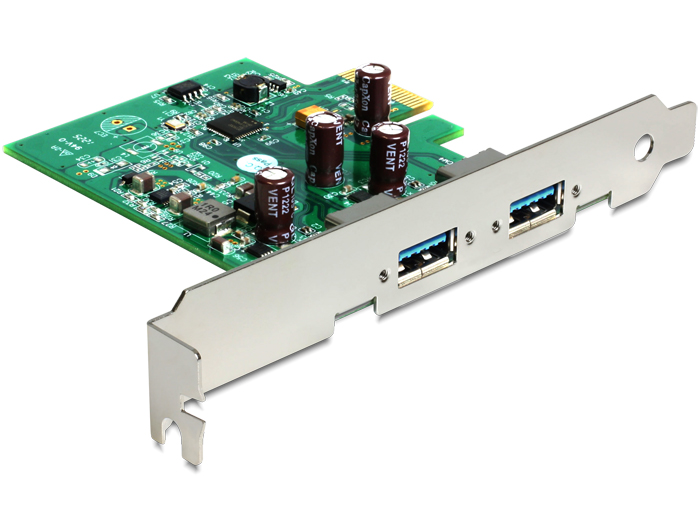 Delock PCI Express Card > 2 x USB 3.0