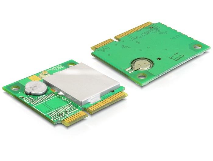 Navilock MiniPCIe GPS rádió USB