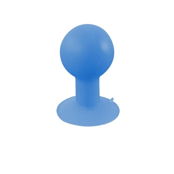 LogiLink iStand gumis állvány okostelefonhoz, MP3-lejátszóhoz, stb., kék