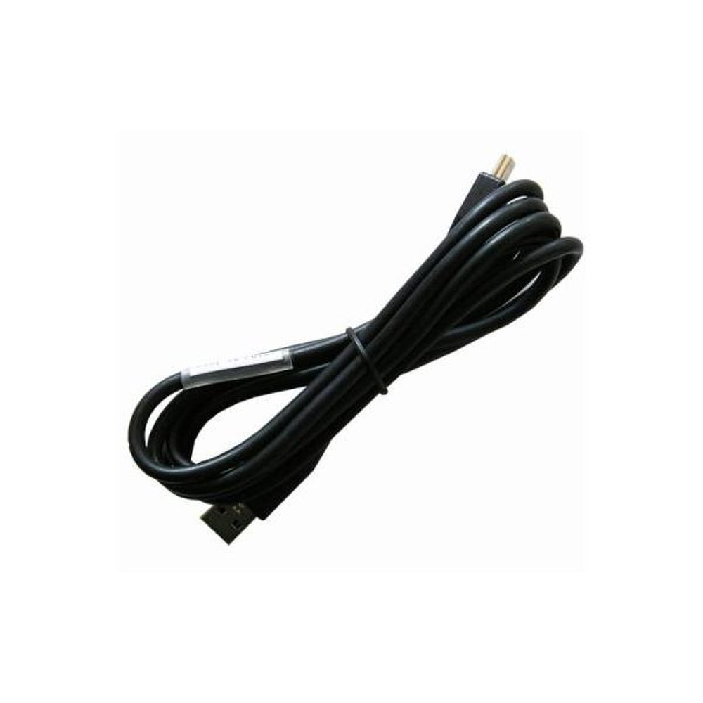 BlueStar USB - mini USB kábel - fekete (0,8m)