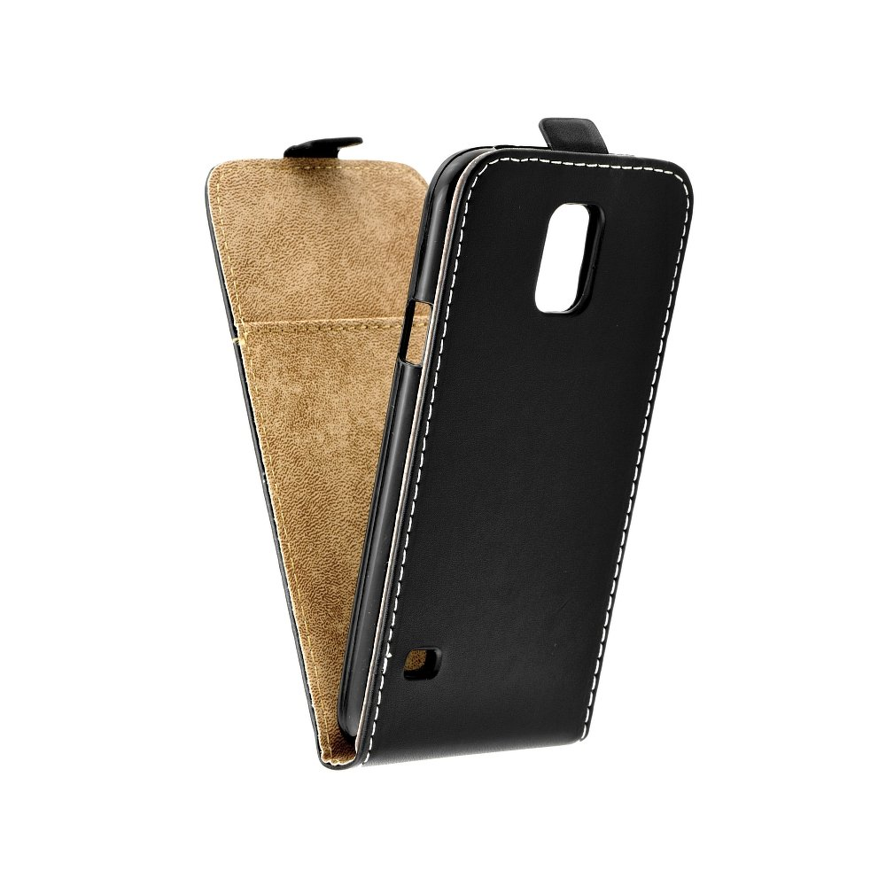 Flip Case Slim Flexi Fresh (Samsung Galaxy S5) Fekete