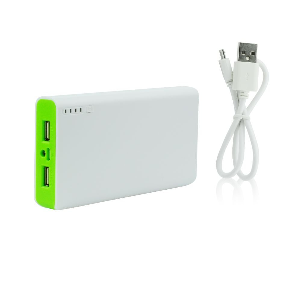 BlueStar ST-811 Power Bank 12000mAh - fehér