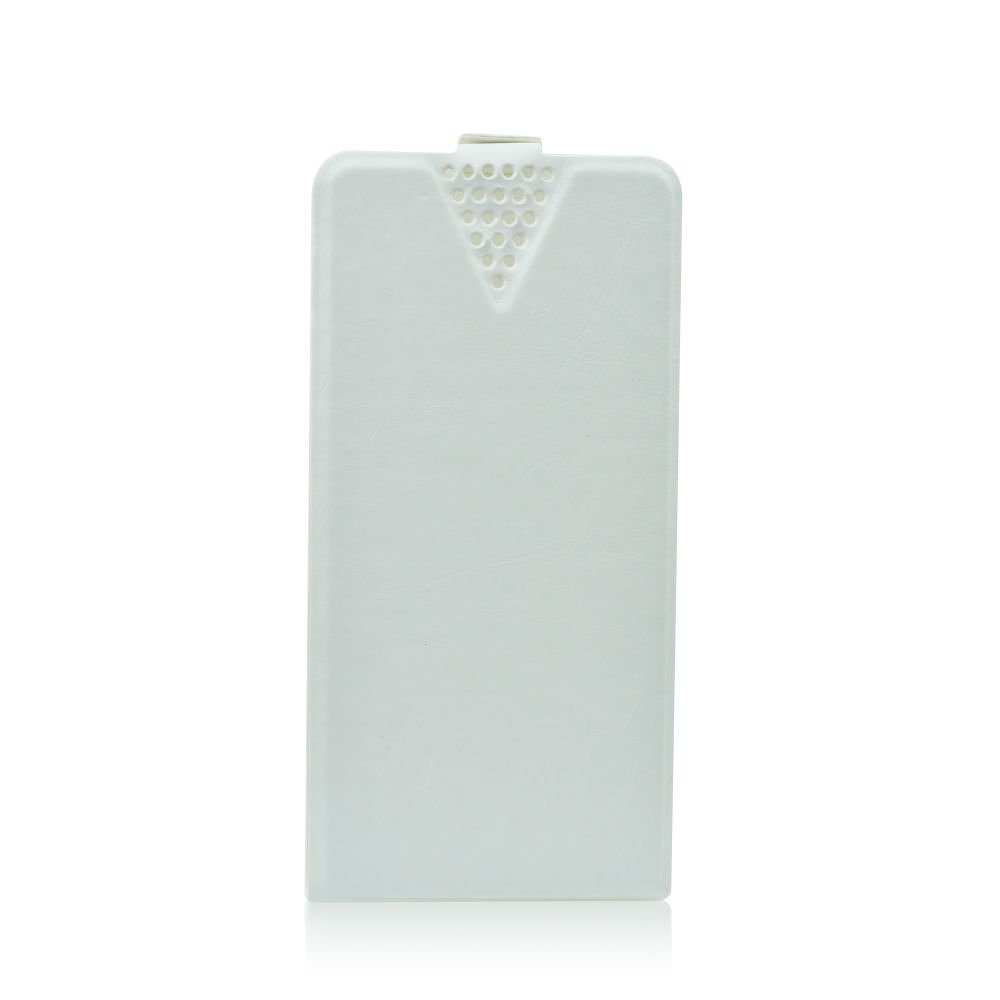 Blue Star Universal vertical case with sticker - 5'' (13.2*6.7*10cm) White