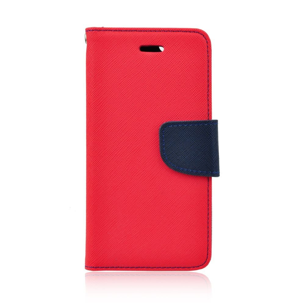 Blue Star Fancy Book case - HUAWEI P8 Lite red-navy