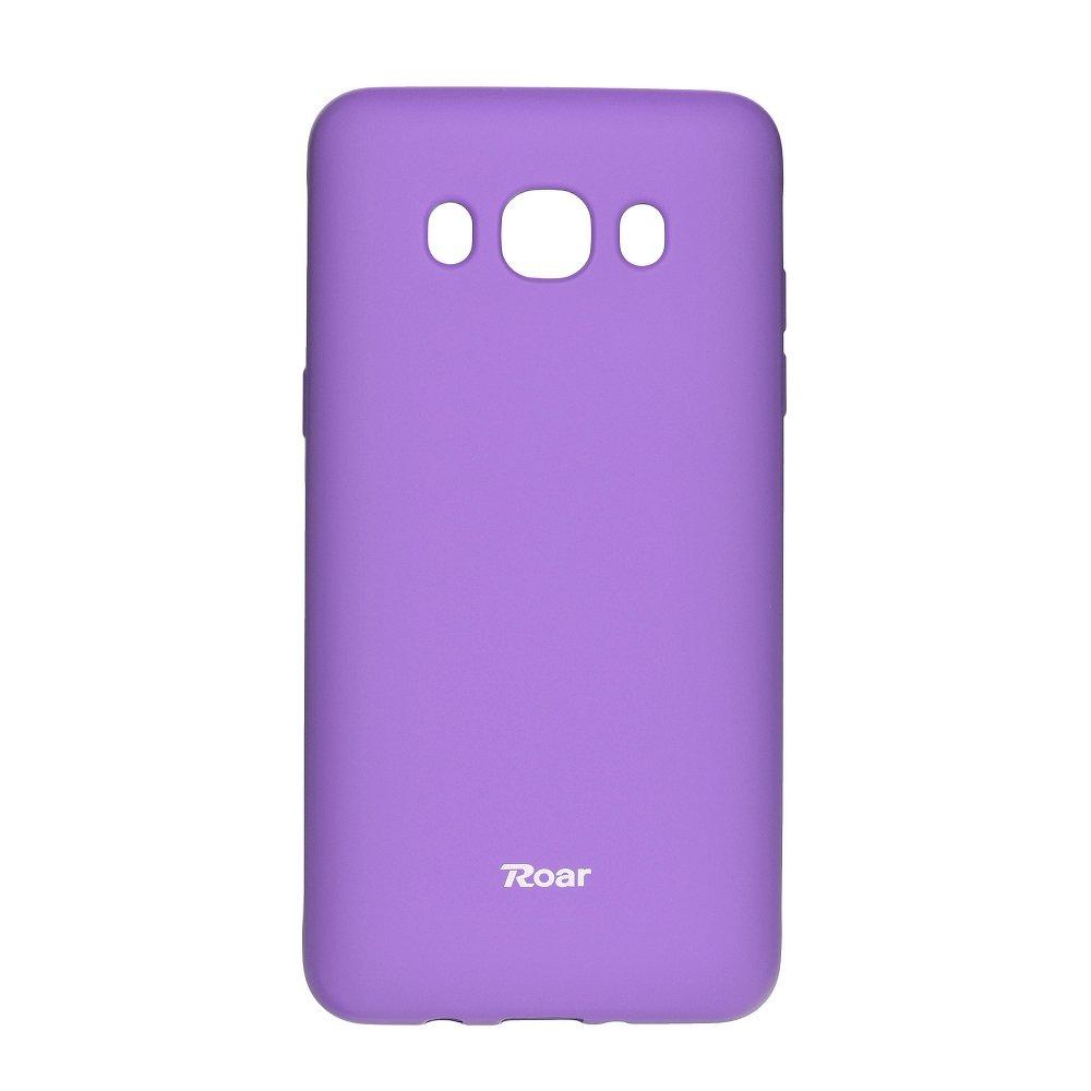 Roar Colorful Jelly Case - SAM Galaxy J5 2016 (J510) purple