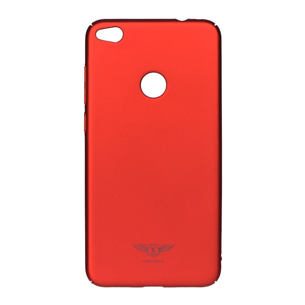 Case Kaku LANGE for Hua P8 Lite 2017 / P9 Lite 2017 red