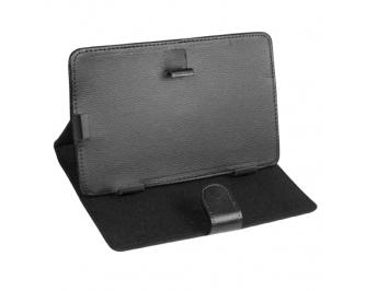 VAKOSS 7'' fekete tablet tok és állvány