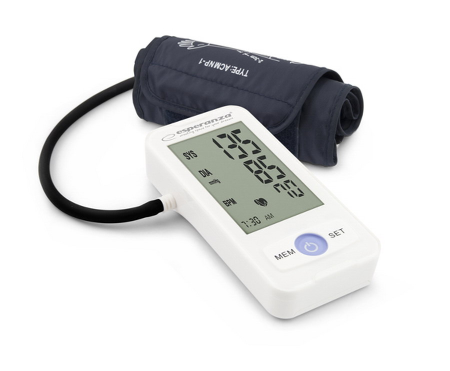 Esperanza ARM BLOOD PRESSURE MONITOR
