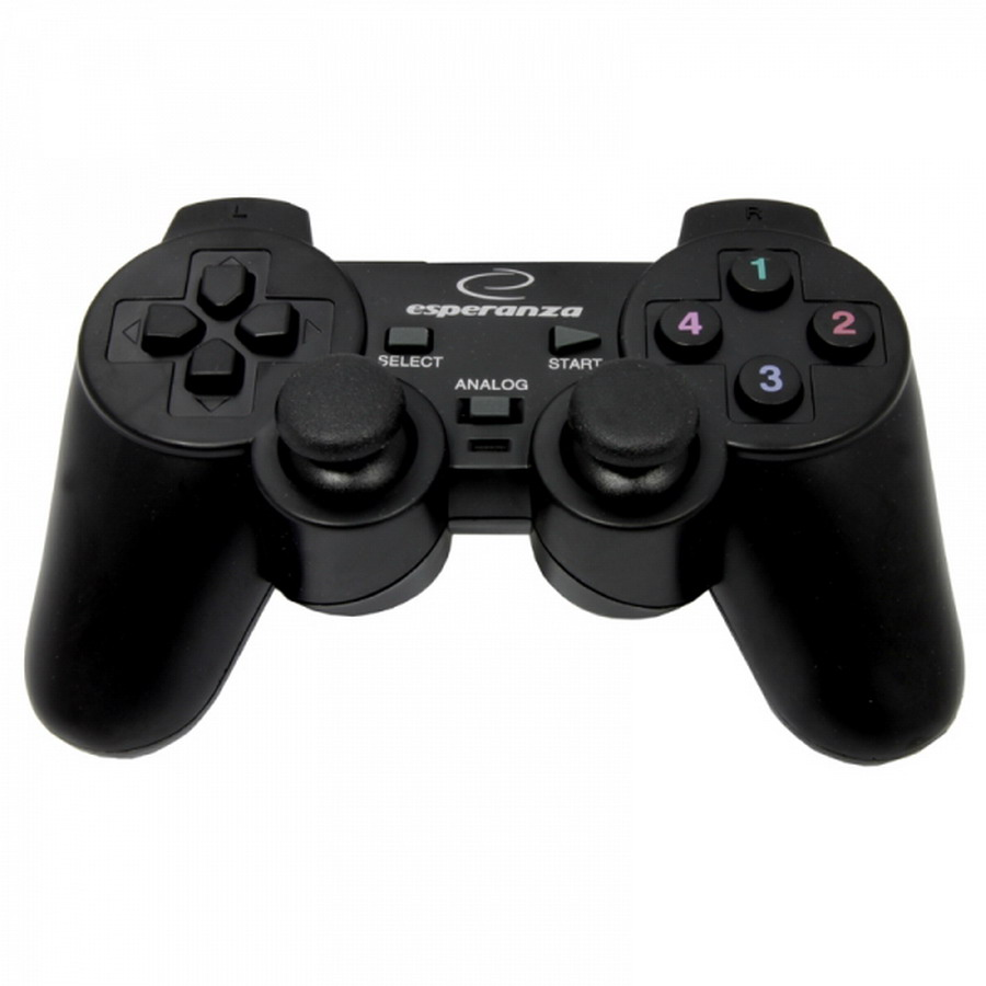 ESPERANZA WARRIOR VIBRATION GAMEPAD PS3/PC