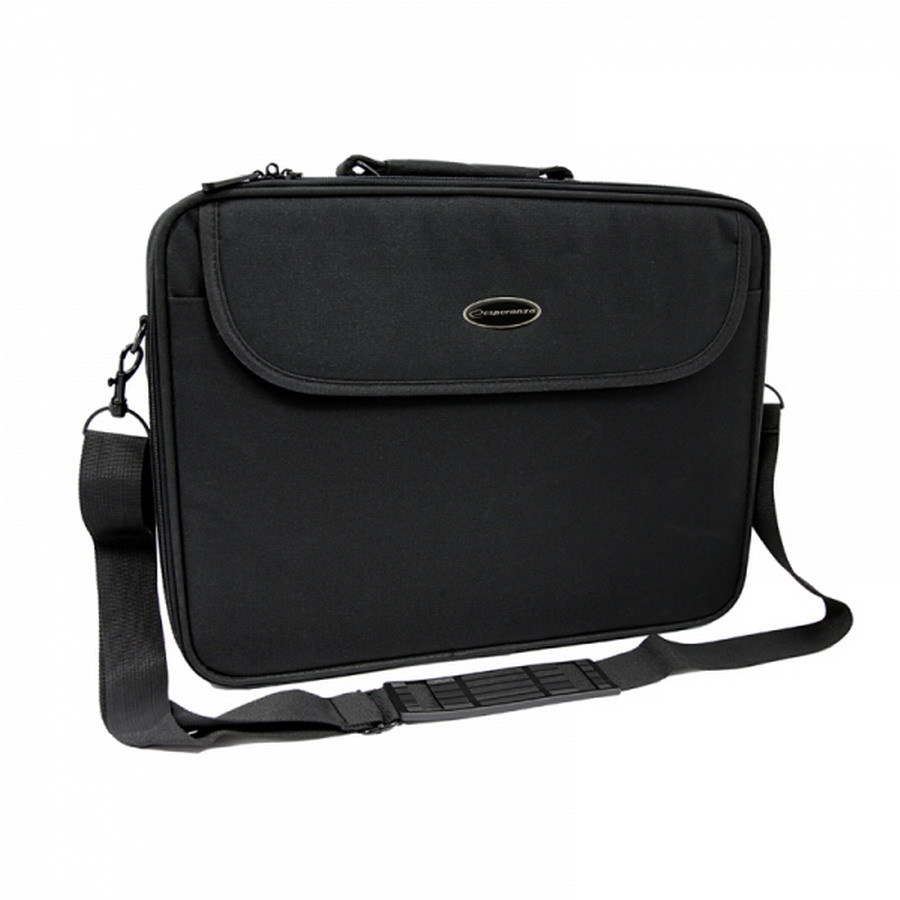 ESPERANZA 15,6'' Classic notebook táska (fekete)