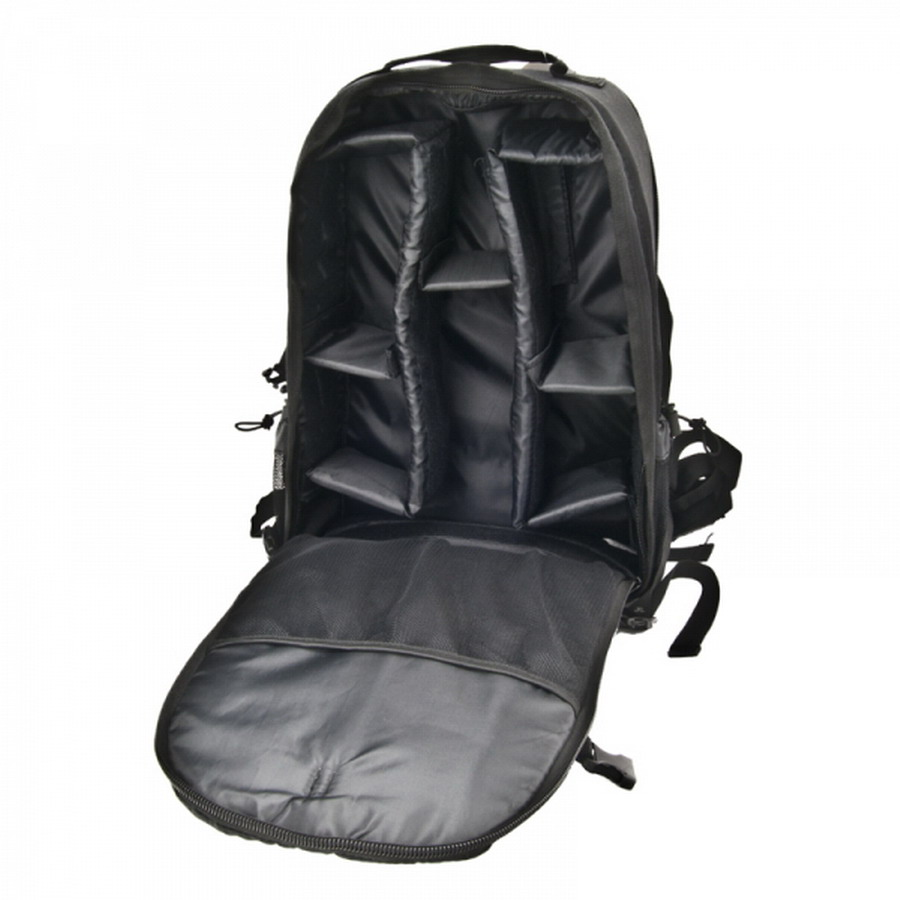 ESPERANZA GLOBETROTTER BACKPACK FOR NOTEBOOK 15.6'' AND CAMERA
