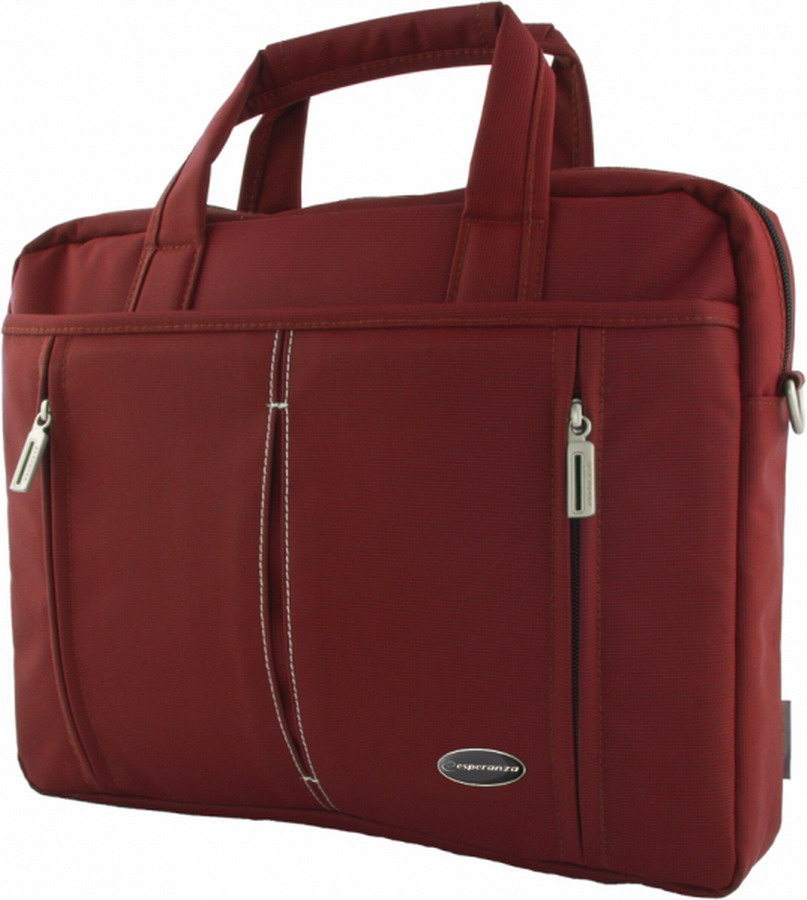 ESPERANZA TORINO BAG FOR NOTEBOOK 15.6'' Piros