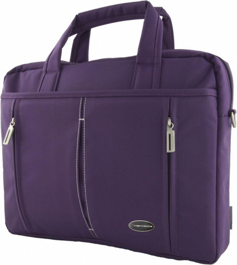 ESPERANZA TORINO BAG FOR NOTEBOOK 15.6'' Violet