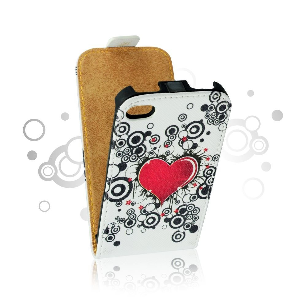 Slim Flip Case - Sam i9500 Galaxy S4 design 3