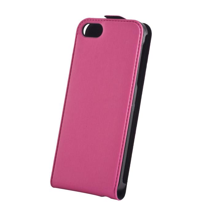 Flip case Premium (iPho 5) Rózsaszín