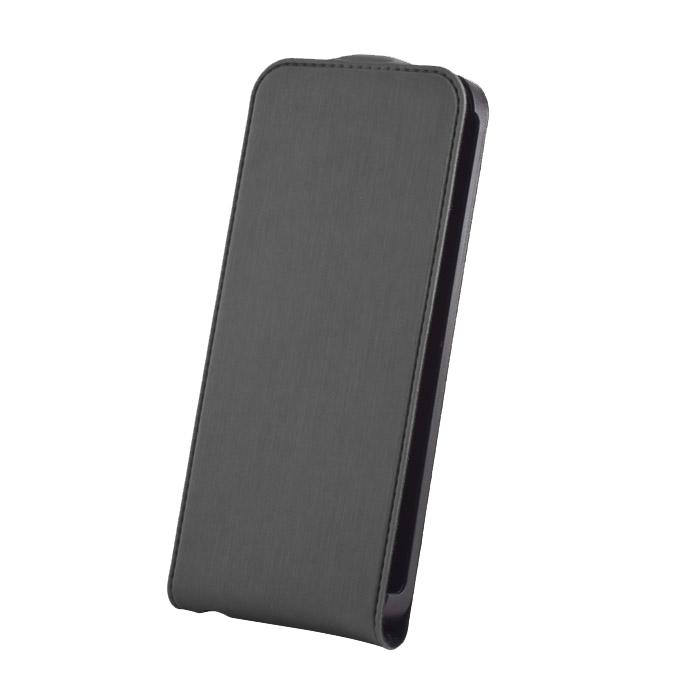 Flip case (Nokia 620) Fekete