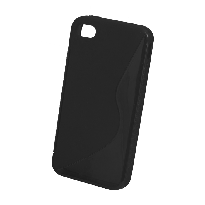 S case back cover for Samsung G900F Galaxy S5 black