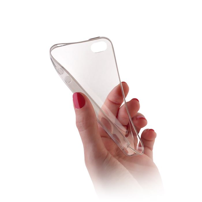 Ultra Slim 0,3mm case for iPhone 5/5S transparent