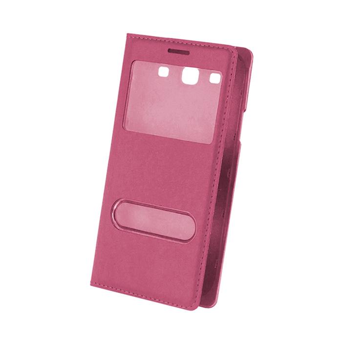 Smart Flap Pro case (i9300 S3) Rózsaszín
