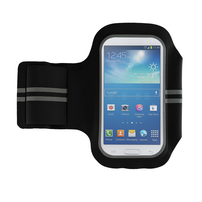 Arm Case Super Fit for Note 2 (5,5`) black