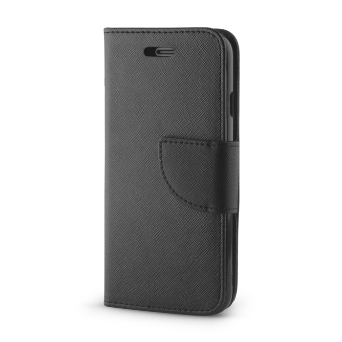 Case Smart Fancy - HUAWEI P8 Lite (fekete)