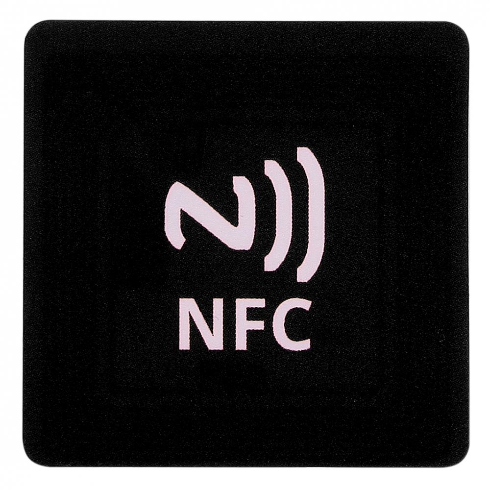 GT EGO NFC matrica fekete