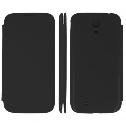 GT FLIP CASE Samsung i9500 GALAXY S4 black