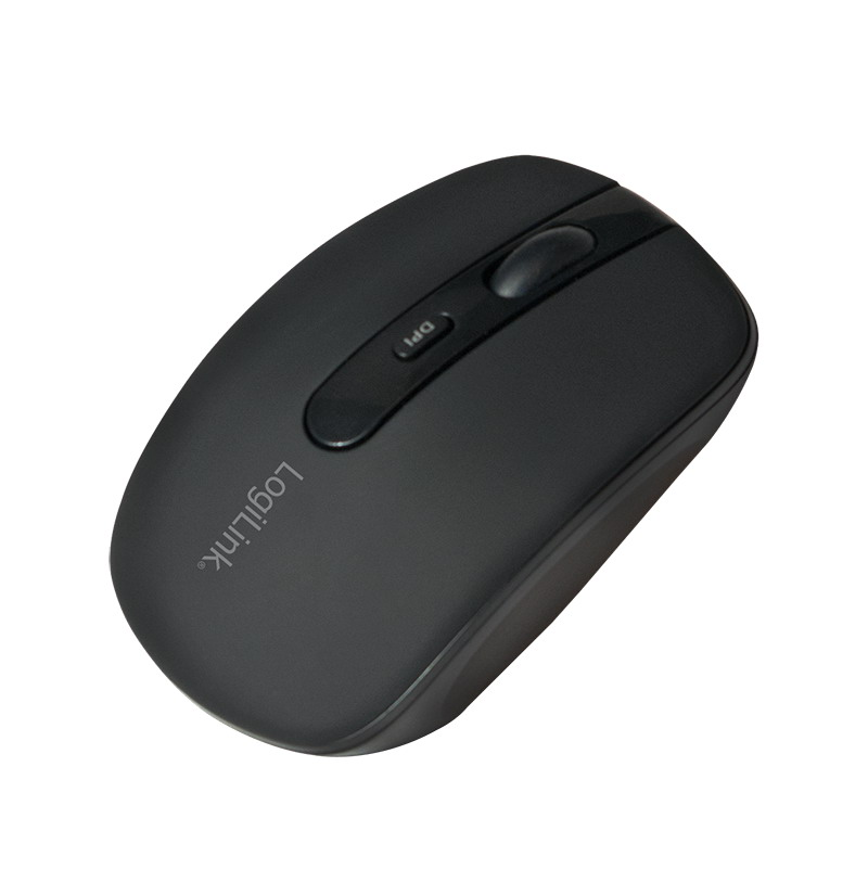 Logilink Optical Bluetooth Mouse, 1000/1600 dpi