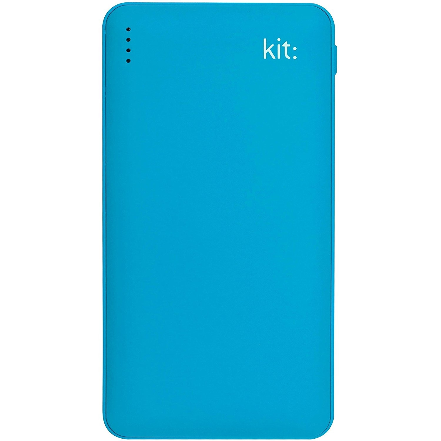 Kit Power Bank Fresh 12000 mAh kék