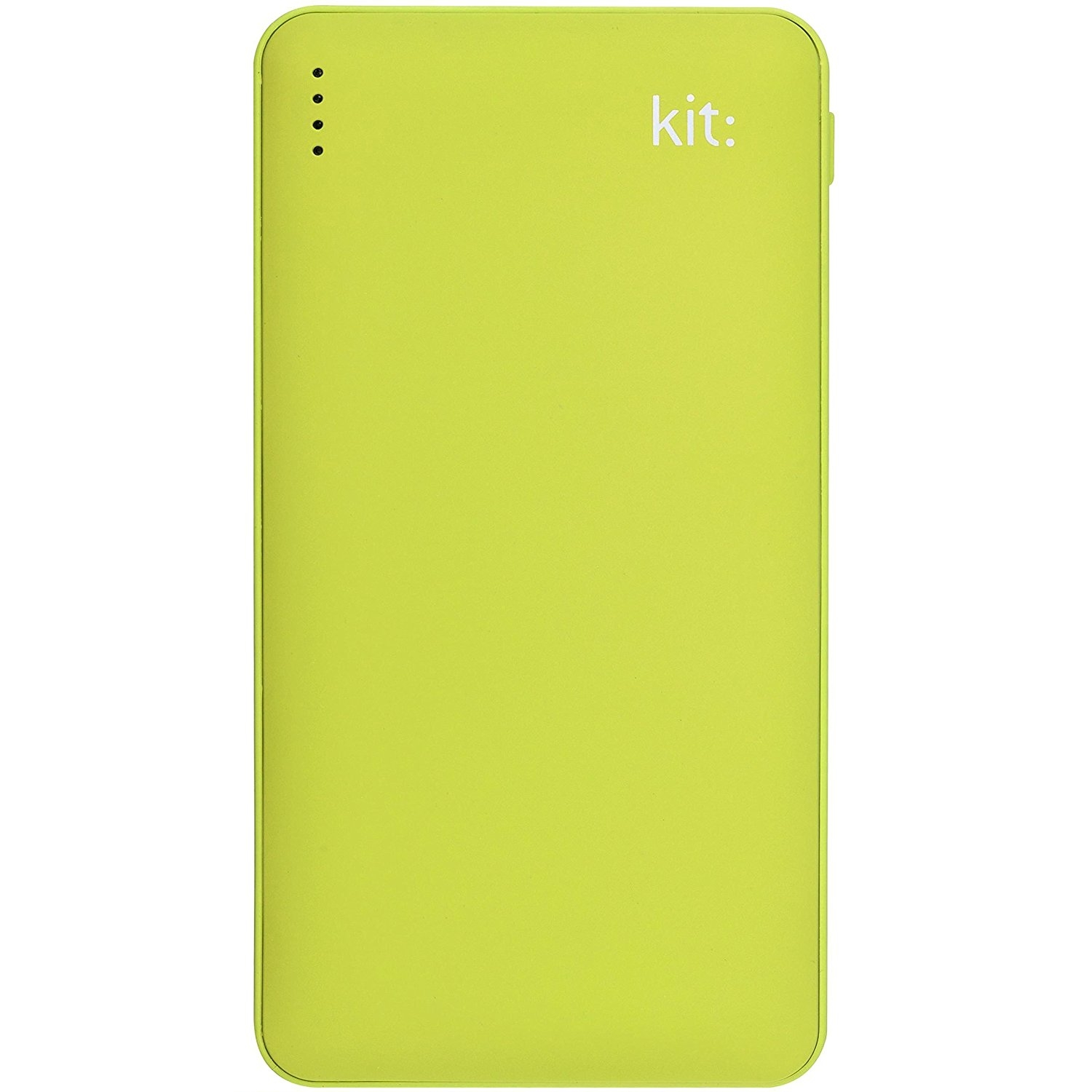 Kit Power Bank Fresh 12000 mAh zöld