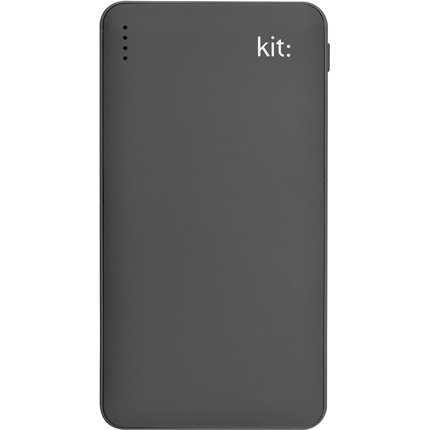 Kit Power Bank Fresh 12000 mAh szürke