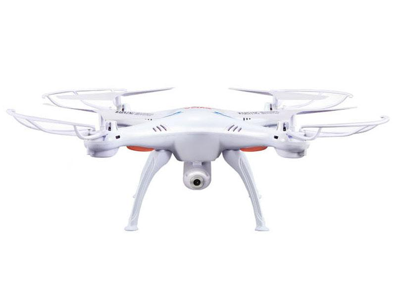 Syma X5SC drón/quadcopter 2.4G 4-Channel with Gyro + Camera  Fehér