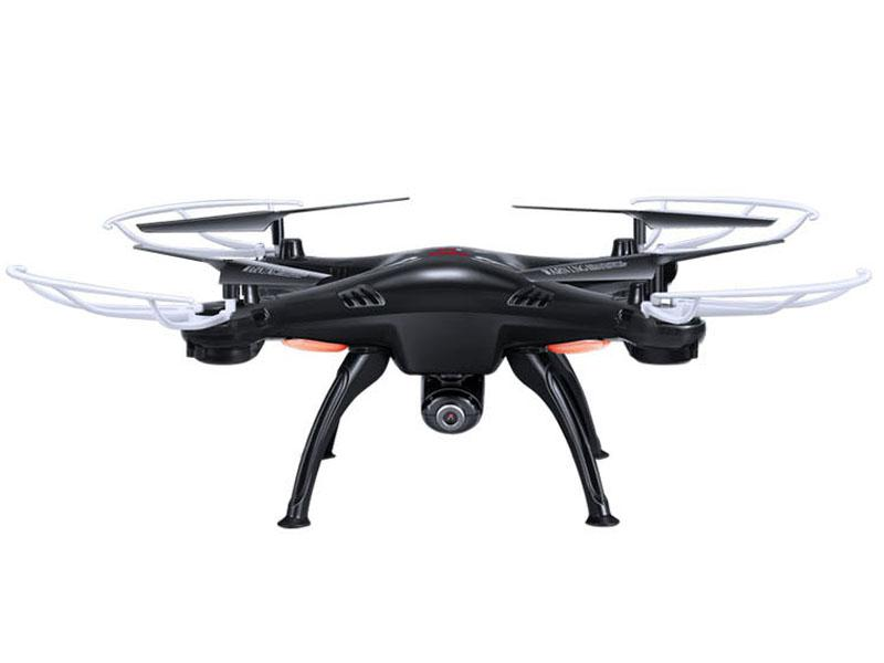 Syma X5SC drón/quadcopter 2.4G 4-Channel with Gyro + Camera  Fekete