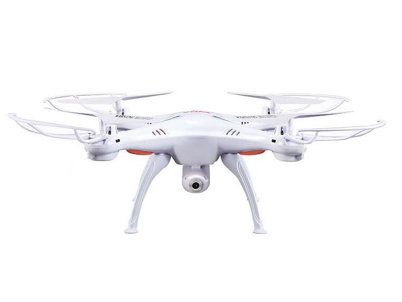 Syma X5SW drón/quadcopter 2.4G 4-Channel with Gyro + Camera  Fehér