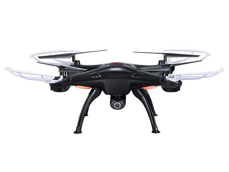 Syma X5SW drón/quadcopter 2.4G 4-Channel with Gyro + Camera  Fekete