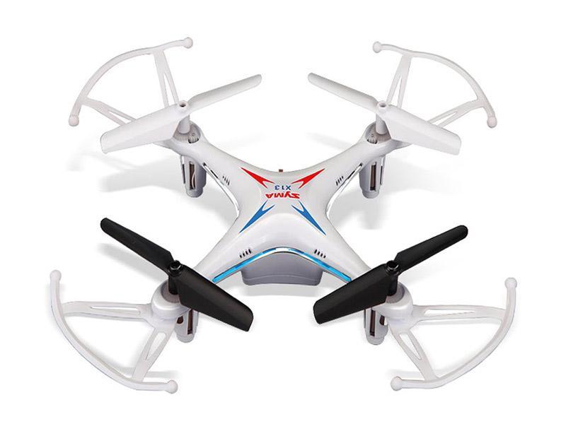 Syma X13 drón/quadcopter 2.4G 4-Channel with Gyro Fehér