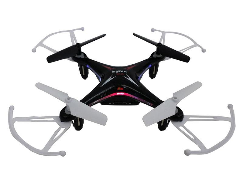 Syma X13 drón/quadcopter 2.4G 4-Channel with Gyro Fekete